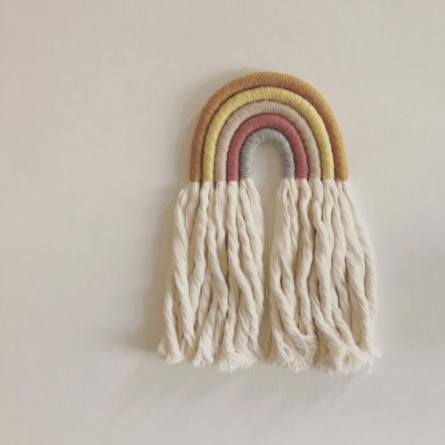 arcoíris de cuerda