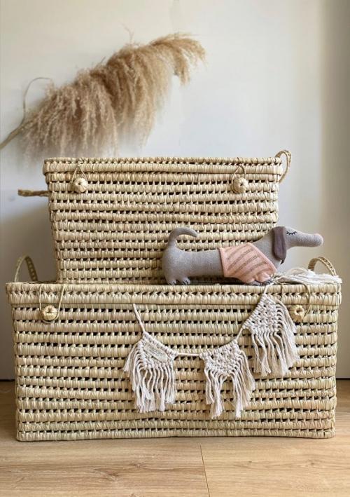 cestas para juguetes