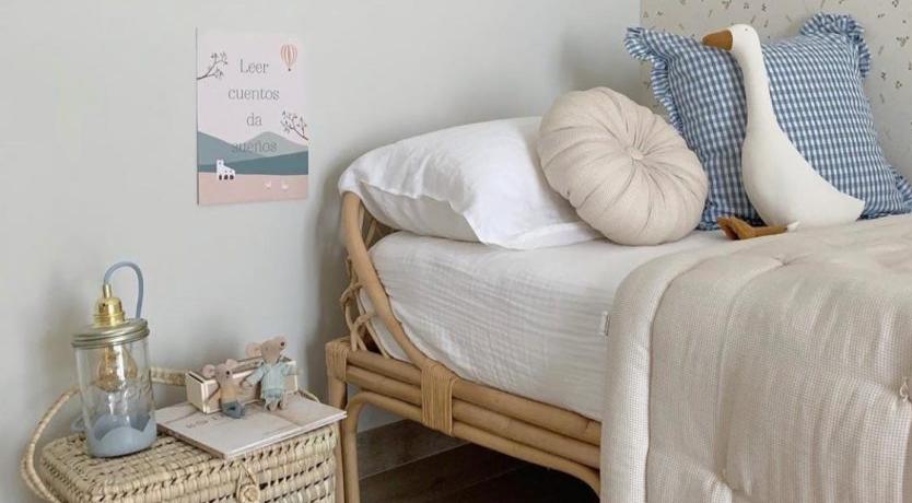 decoración habitaciones pequeñas