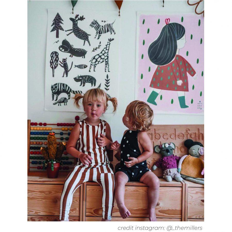 Habitaciones infantiles  – El arte de ordenar para niños
